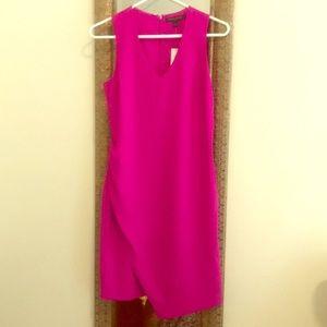 Banana Republic   NWT! Little fuchsia dress